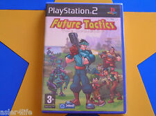 FUTURE TACTICS THE UPRISING (NEW&SEALED) - PLAYSTATION 2 - PS2