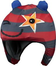 BARTS RED MONSTER SKI BOARDING HELMET COVER BIKE SNOW