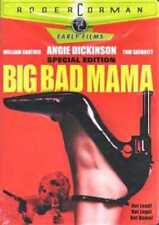 NEW & SEALED DVD: Big Bad Mama (1974, 2005 Special Edition) w/ William Shatner