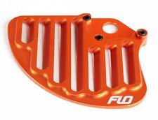 KTM ORANGE FRONT ROTOR GUARD 125-530 XCW XCFW EXC SX FLO MOTORSPORTS