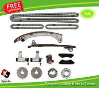 Timing Chain Kit Fits TOYOTA Tacoma Tundra 4Runner FJ Cruiser 4.0L 1GRFE V6