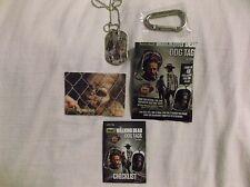 The Walking Dead Season 4 Costume Dog Tag C16 Road To Terminus Walker