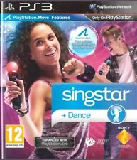 SingStar Dance (PS3) PEGI 12+ Rhythm: Dance FAST FREE SHIPMENT