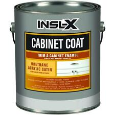 1 gal. White Trim & Cabinet Enamel Paint Refurbishing Furniture Laminate Kitchen