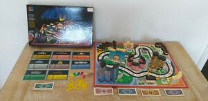 1986 Hotel MB Board Game -  COMPLETE (1 foot peg broken does not affect play!)