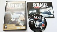 ARMA ARMED ASSAULT Gold Edition: PC Game Set