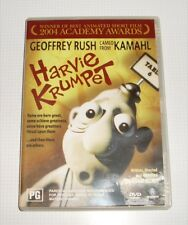 DVD - Harvie Krumpet - Geoffrey Rush - Kamahl - REDUCED!!