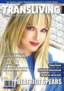 Transliving 54 Magazine Transgender, Non-Binary, X-Dress, Transvestite Lifestyle