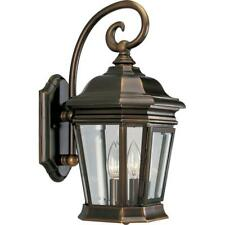 Progress Lighting P5671-108 Crawford Outdoor Wall Lights Oil Rubbed Bronze