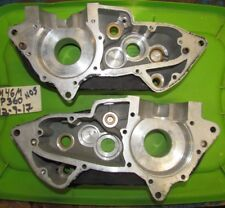 Montesa Cappra MX 360 GP NOS 36M 46M Engine Cases p/n 3660.140.1J & 36.60.140.1J