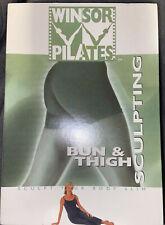 Winsor Pilates Bun & Thigh Sculpting Fitness Dvd