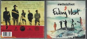 SWITCHFOOT - FADING WEST [CD, 2013 ATLANTIC]