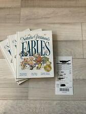 Natalie Portman's Fables Book signed by Natalie Portman - IN HAND Ready To Ship