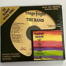 THE BAND Stage Fright  (24K GOLD  DCC CD Oct-1990) Levon Helm / Bob Dylan