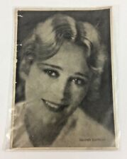 DOLORES COSTELLO Vintage 1920s Portrait Photo Movie Star