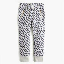 NWT $45.50! J.Crew Crewcuts Girls Zip-Pocket Sweatpant - Size 10