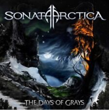 Sonata Arctica - The Days Of Gris Nouveau CD