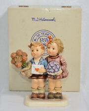 """Hummel The Love Lives On #416 Tmk 7 With Case(6 1/2"""")"""