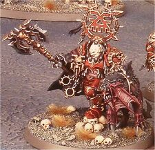 Warhammer AGE OF Sigmar Khorne bloodbound Mighty Lord of Khorne | caos