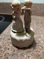 Lefton The Christopher Collection 1984 Music Box