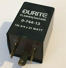 Durite - Flasher/Hazard Unit 2/4 x 21 watt 12 volt Cd1 - 0-744-13