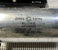20000uF 35V Ge Large Can Electrolytic Aluminum Capacitor 35Vdc 20000mfd 20,000