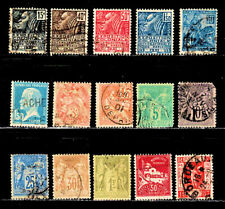 France & Colonies Collection Lot Off Paper Used Unchecked Value   A529>