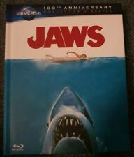 Jaws (1975) - Limited Edition DigiBook Collector's Blu-Ray Region Free