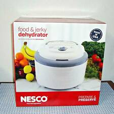 NESCO FD-75PR 5-Tray Food Dehydrator - Gray