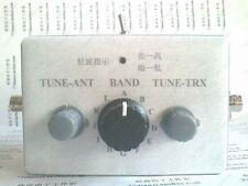 QRP manual Antenna Tuner Tune 1-30Mhz led VSWR For HAM RADIO * CW Q9 BNC Diy Kit