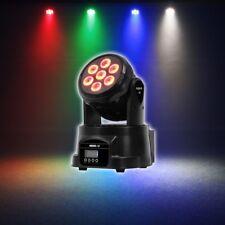 Equinox Fusion 50 MKLL Quad a Colori DMX LED Luce Testa Mobile Effetto inc garanzia