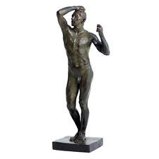 The Bronze Age (1876) Statue Sculpture by Auguste Rodin reproduction replica