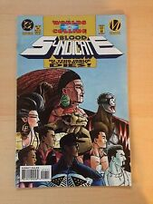 Blood Syndicate # 17 1994 Worlds Collide # 13 Vf Dc Comics Milestone