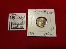 VANUATU - PIECE DE 1 VATU 1999 - REF33554