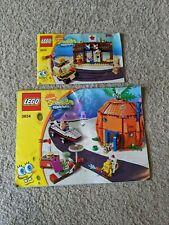 LEGO Spongebob - INSTRUCTION MANUALS ONLY - 3833 + 3834
