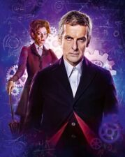 Doctor Who The Complete Eighth Series Blu Ray RB Steelbook