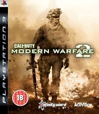 Call of Duty: Modern Warfare 2 (PS3).