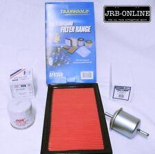 NISSAN PULSAR N15 SSS  OIL AIR FUEL FILTER SERVICE KIT 1995-2000 sr20 non turbo