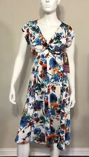 Bettie Page Queen of Pinups Fit & Flare Dress Size 12
