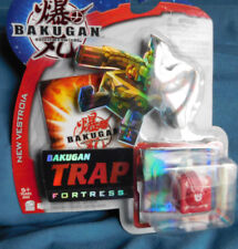 BAKUGAN Battle Brawlers FORTRESS New Vestroia Trap Red Pyrus FORTRESS  2009