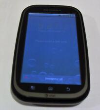 Motorola Bravo - Black (AT&T) Smartphone - CLEAN IMEI
