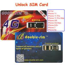 Newest Unlock Sim Card for iPhone 11 Pro Max Xs Max Xr X 8 8 Plus 7 6S