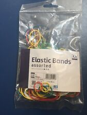 Elastic Bands Assorted