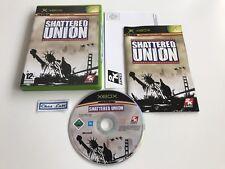 Shattered Union - Microsoft Xbox - FR - Avec Notice
