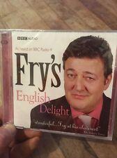 Stephen Fry:Fry's English Delight-Series 1(2xCD 2009)BBC Audio New+Sealed Radio4