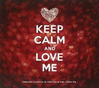 KEEP CALM AND LOVE ME 2 CD NEU ROSE ROYCE/LEVEL 42/CHIC/RAY CHARLES/+