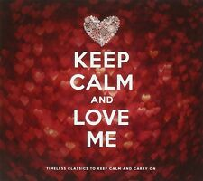 Keep Calm and Love Me 2 CD NUOVO Rose Royce/Level 42/Chic/Ray Charles/+