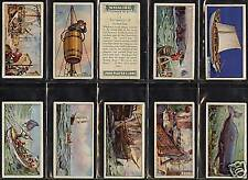 Ships/Boats Original Collectable Player's Cigarette Cards