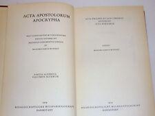 Acta Philippi et Acta Thomae Accedunt Acta Barnabae (Acta Apostolorum Apocrypha)