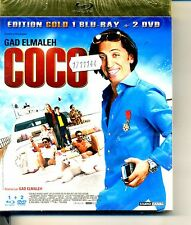 COCO   edition gold   1  blu ray et 2 dvd  neuf  ref 0511144